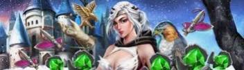 เกมสล็อตออนไลน์ที่มีเรื่องราวมาจากหนังชื่อดัง Lady Hawk Lady Hawk